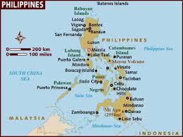 Philippines Map2